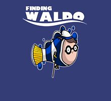 Finding Waldo Unisex T-Shirt