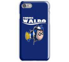 Finding Waldo iPhone Case/Skin