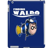 Finding Waldo iPad Case/Skin