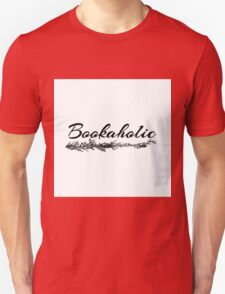 Bookaholic Unisex T-Shirt