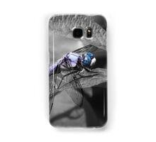 Blue Eyed Dragonfly Samsung Galaxy Case/Skin