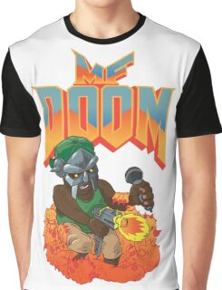 MF DOOM: Knee Deep in the Dead! Graphic T-Shirt