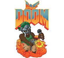 MF DOOM: Knee Deep in the Dead! Photographic Print