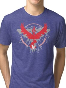 Pokemon Team Valor Shirts Tri-blend T-Shirt