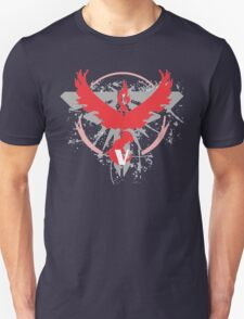 Pokemon Team Valor Shirts Unisex T-Shirt