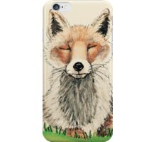 Zen Fox iPhone Case/Skin