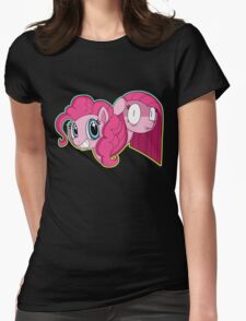 Fresh Baked Pinkie Pie Womens Fitted T-Shirt