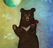 Moon Bear Dreams by Lynn Starner