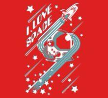 I love space Baby Tee