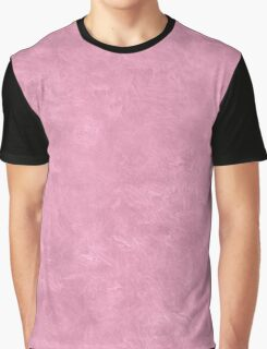 Orchid Smoke Oil Pastel Color Accent Graphic T-Shirt