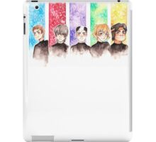 VOLTRON: LEGENDARY DEFENDER iPad Case/Skin