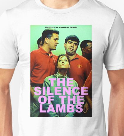 THE SILENCE OF THE LAMBS 2 Unisex T-Shirt