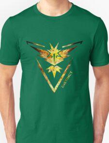 Team Instinct Pokemon Go Gear Unisex T-Shirt