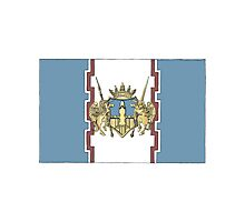 Valkyria Chronicles - Gallian Flag V1 Photographic Print