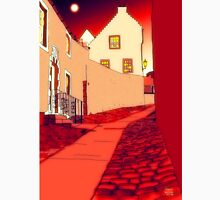 Dysart: Scottish Town digital drawing Unisex T-Shirt