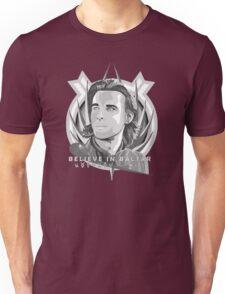 Baltar For President Unisex T-Shirt