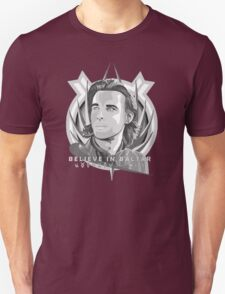 Baltar For President T-Shirt
