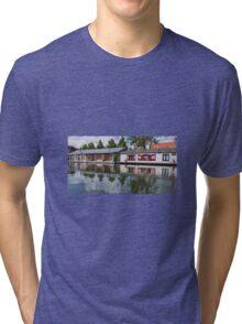 Hoorn  NL  - Water Life  Tri-blend T-Shirt
