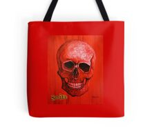Smile Skull Tote Bag