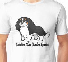 Cavalier Collection - Tricolour Unisex T-Shirt