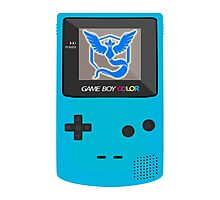 Team Mystic GBC Photographic Print