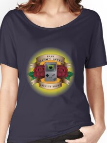 Quit Playing Games With My Heart Women's Relaxed Fit T-Shirt