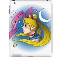 Moon Princess iPad Case/Skin