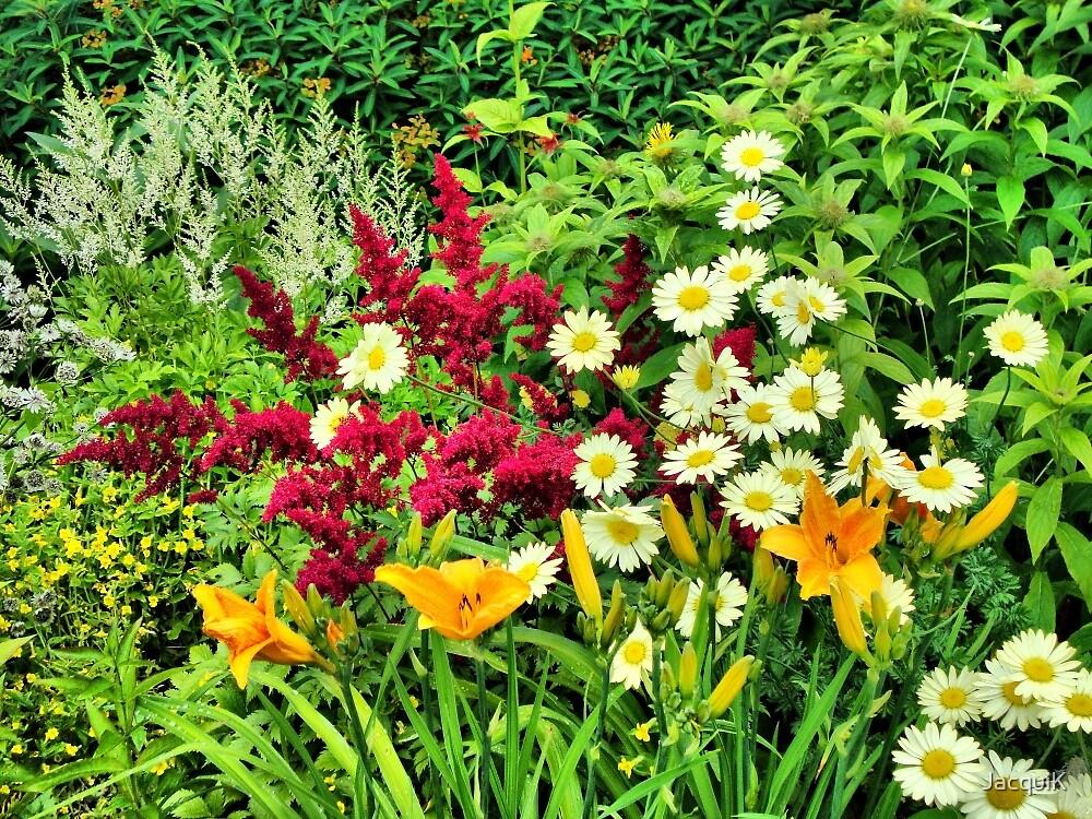 Beautiful Flowers by JacquiK