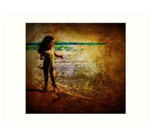 Sheer Delight of Discovery Art Print