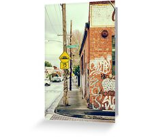 Abbotsford, Melbourne Greeting Card