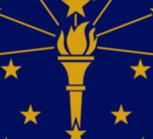Illinois State Flag VINTAGE Sticker
