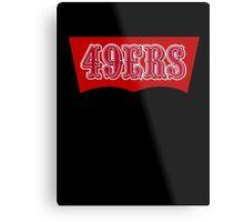 San Francisco 49ers Levi's Stadium without Text Metal Print
