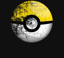 Destroyed Pokemon Go Team Yellow Pokeball Unisex T-Shirt