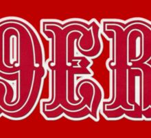 San Francisco 49ers Levi's Stadium without Text Sticker