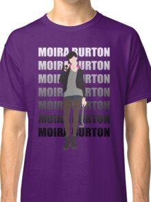 Moira Burton Resident Evil Revelations 2 Classic T-Shirt
