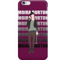 Moira Burton Resident Evil Revelations 2 iPhone Case/Skin