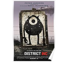 District INC Poster