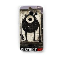 District INC Samsung Galaxy Case/Skin