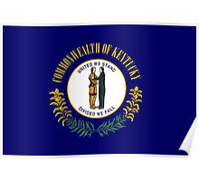 KIentucky State Flag Poster