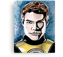 Havok from Xmen Canvas Print