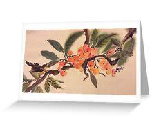 Kumquat paradise Greeting Card