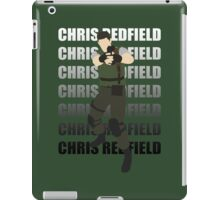 Chris Redfield  Resident Evil Remake version iPad Case/Skin