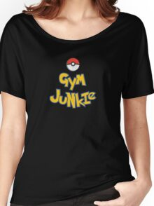 Gym Junkie Women's Relaxed Fit T-Shirt