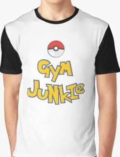 Gym Junkie Graphic T-Shirt