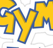 Gym Junkie Sticker