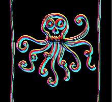 Octoskull by MargaretMyers