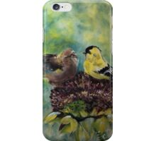Sweet chatter iPhone Case/Skin