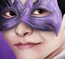 Masked Hoya Sticker