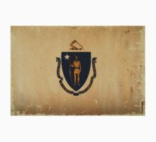 Massachusetts State Flag VINTAGE Kids Clothes