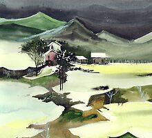 Wilderness 1 by Anil Nene